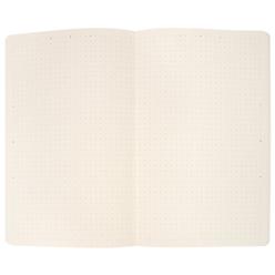 Fulique İncir Noktalı Defter 13*21 cm - Thumbnail