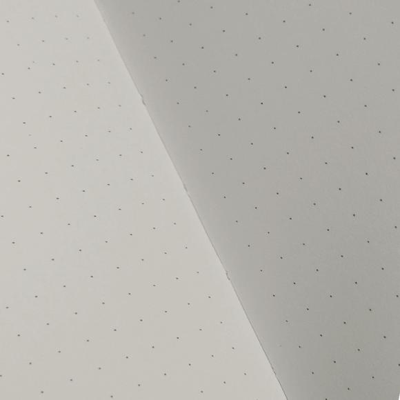 Fulique Journal Metalik Pembe Noktalı Defter 15,5x21,5cm