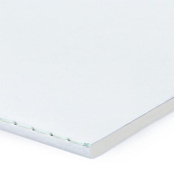 Fulique Pastel Gri Noktalı Defter 19x25 cm