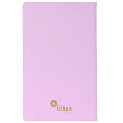 Fulique Pastel Lila Noktalı Defter 13*21 cm - Thumbnail