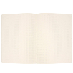 Fulique Pastel Pembe Noktalı Defter 13*21 cm - Thumbnail