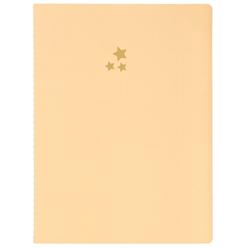 Fulique Pastel Sarı Noktalı Defter 19x25 cm - Thumbnail