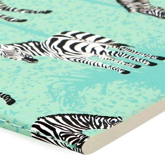 Fulique Zebra Noktalı Defter 13*21 cm
