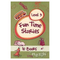 Fun Time Stories Level 3 (10 Books + CD + Activity) - Thumbnail