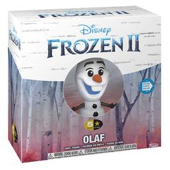 Funko 5 Star Frozen 2 : Olaf Figür 41724 - Thumbnail