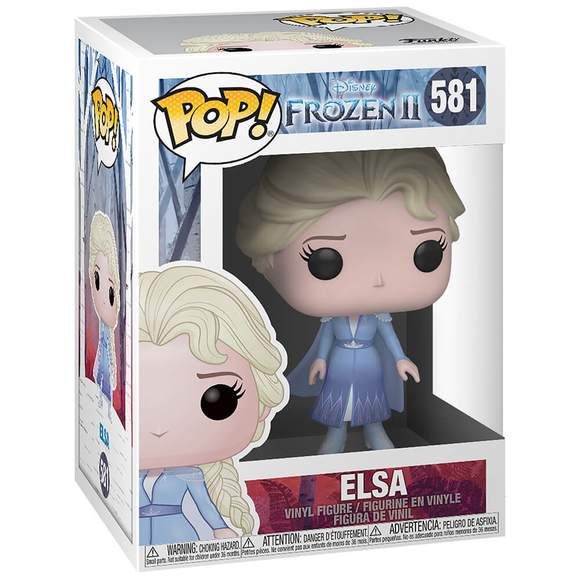 Funko Pop Disney Frozen 2 : Elsa Figür 40884
