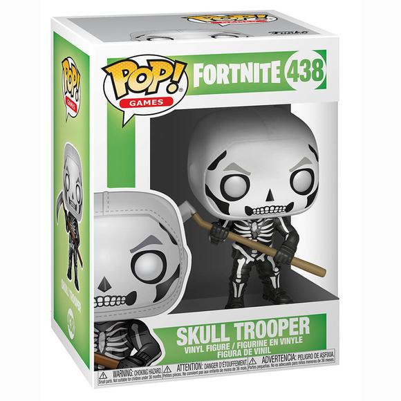 Funko Pop Fortnite S1 : Skull Trooper Figür 34470