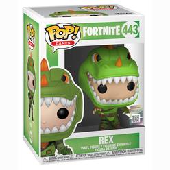 Funko Pop Fortnite S2 : Rex Figür 34957 - Thumbnail