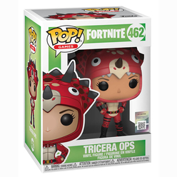 Funko Pop Fortnite S2 : Tricera Figür 36024 - Thumbnail
