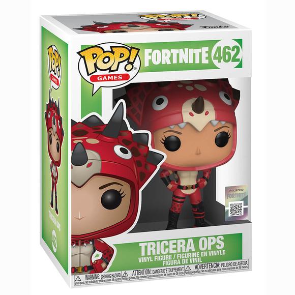 Funko Pop Fortnite S2 : Tricera Figür 36024