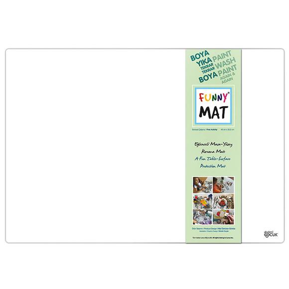 Funny MatSerbest Çalışma Matı 48x33,5 cm 0842