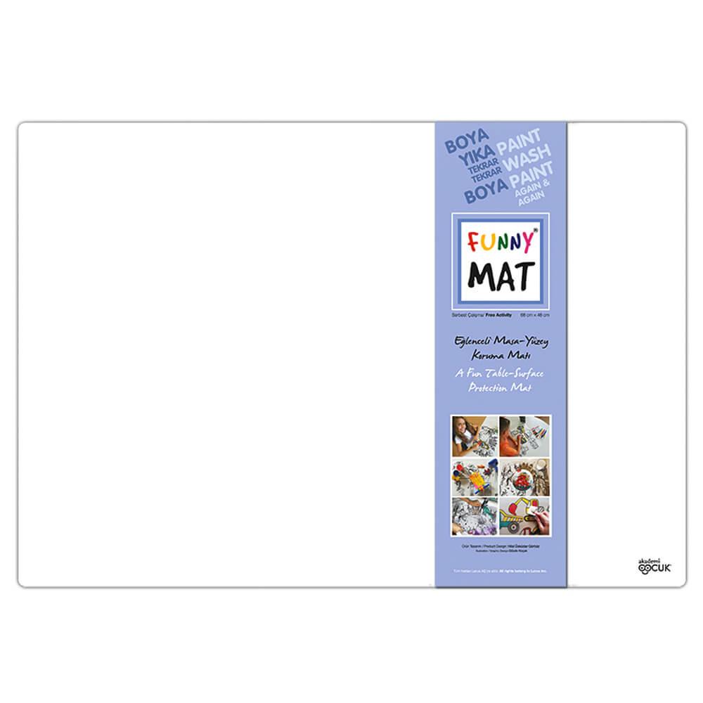 Funny Mat Serbest Calisma Mati 68x45 Cm 1144 Nezih