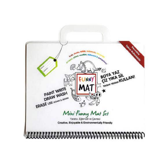 Funny Mat Travel Set Mini 1146