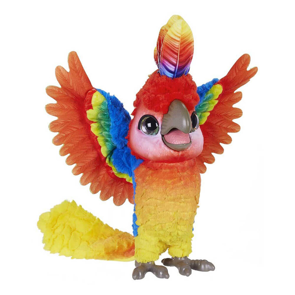 Furreal Yetenekli Gösteri Papağanım E0388