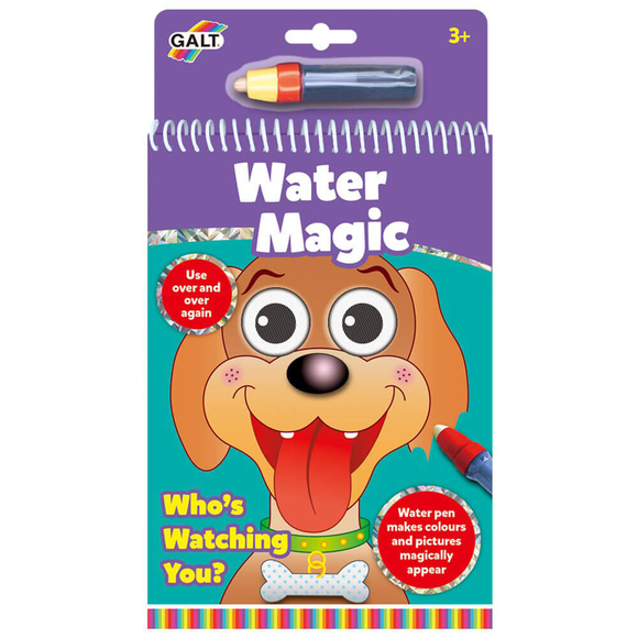 Galt Water Magic Seni Kim İzliyor Aktivite Kitabı 1004744