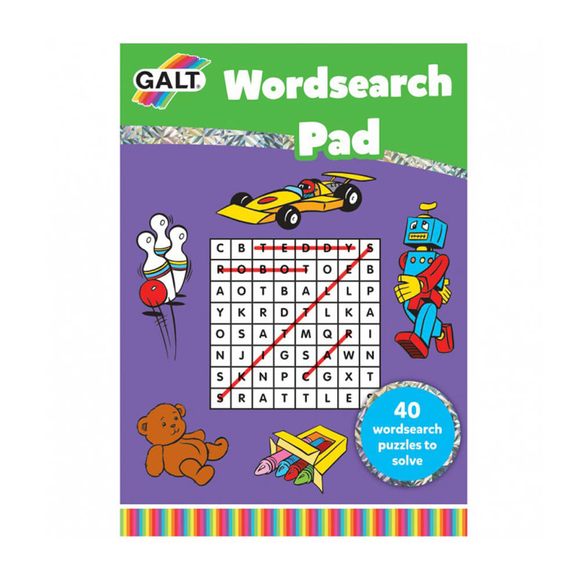 Galt Wordsearch Pad Aktivite Kitabı