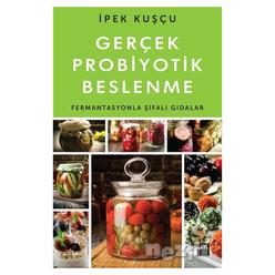 Gerçek Probiyotik Beslenme - Thumbnail