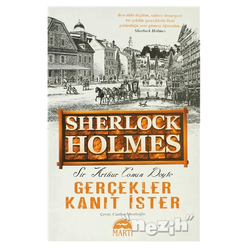 Gerçekler Kanıt İster - Sherlock Holmes - Thumbnail