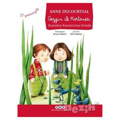 Gezgin ile Kartanesi Komutan Karınca'nın Evinde - Thumbnail