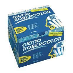 Giotto Robercolor Tebeşir Beyaz 100'LÜ 538800 - Thumbnail