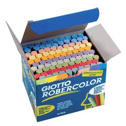 Giotto Robercolor Tebeşir Karışık Renkler 100'lü 539000 - Thumbnail
