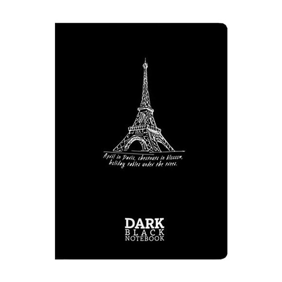 Gıpta Dark A5 Defter Karton Kapak 36 Yaprak Çizgisiz 2677