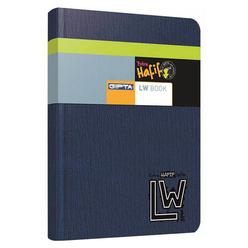 Gıpta Lw Book İp Dikişli Sert Kapak Kareli Defter 20x28 Cm 160 Yaprak - Thumbnail