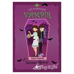 Gizem Peşinde - Kız Kardeşim Vampir 15 - Thumbnail