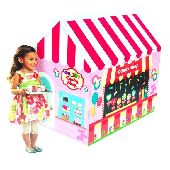 Gokidy Ev Çadır Şekerci Kız