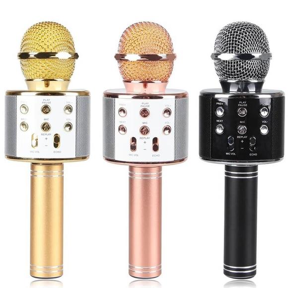 Gokidy Karaoke Mikrofon