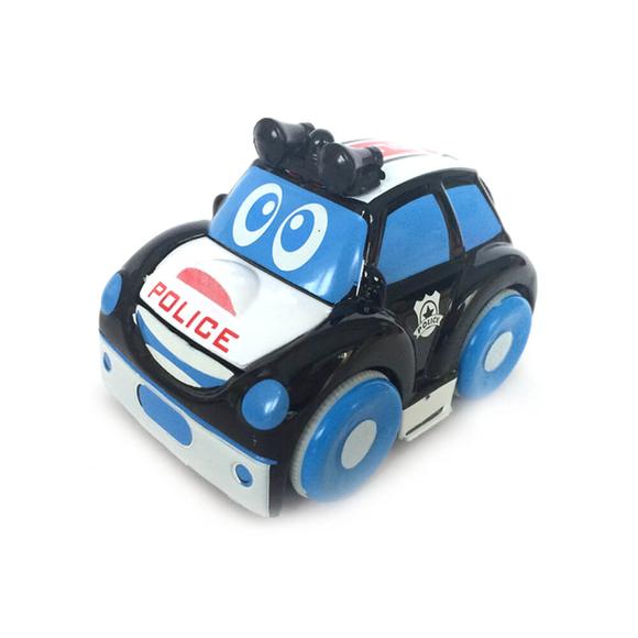 Gokidy Sevimli Tekerlekler Polis Arabası