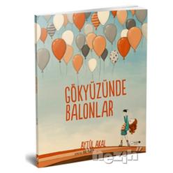 Gökyüzünde Balonlar - Thumbnail