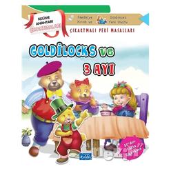 Goldilocks ve Üç Ayı - Çıkartmalı Peri Masalları - Thumbnail