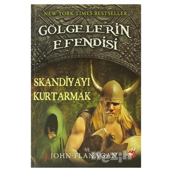 Gölgelerin Efendisi 4 - Skandiya'yı Kurtarmak