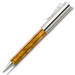 Graf von Faber Castell Elemento Olive Roller Kalem 144010 - Thumbnail