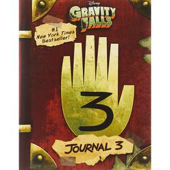 Gravity Falls - Journal 3 Esrarengiz Kasaba - Thumbnail