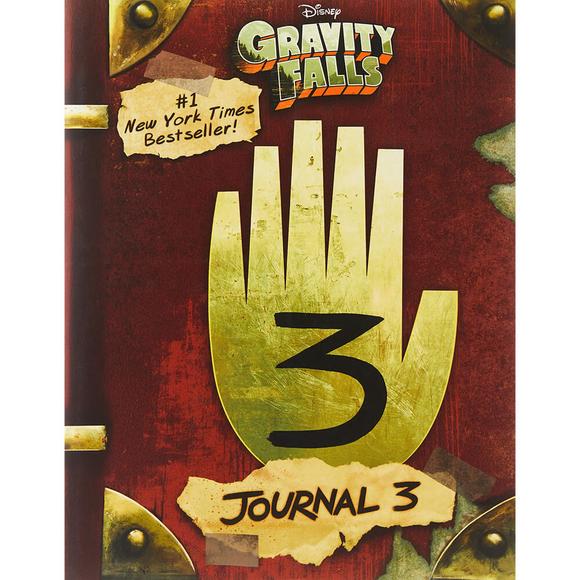 Gravity Falls - Journal 3 Esrarengiz Kasaba