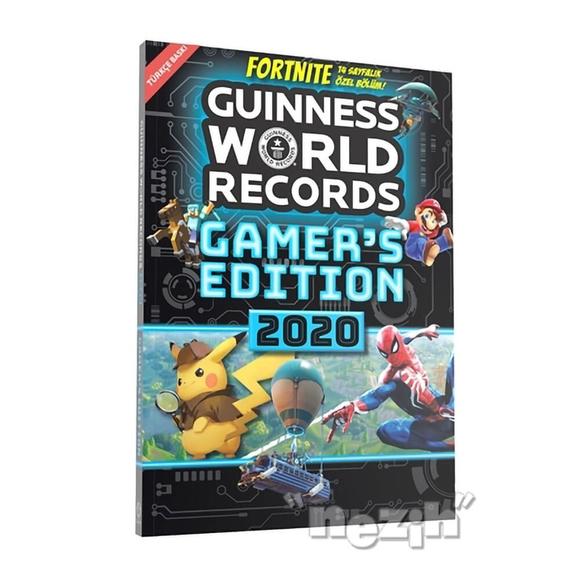 Guinness Dünya Oyun Rekorlar Kitabı 2020