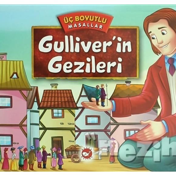 Gulliver'in Gezileri - Üç Boyutlu Masallar
