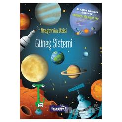 Güneş Sistemi - Araştırma Dizisi - Thumbnail