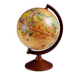 Gürbüz Antik Küre Işıksız 20 cm 46202 - Thumbnail