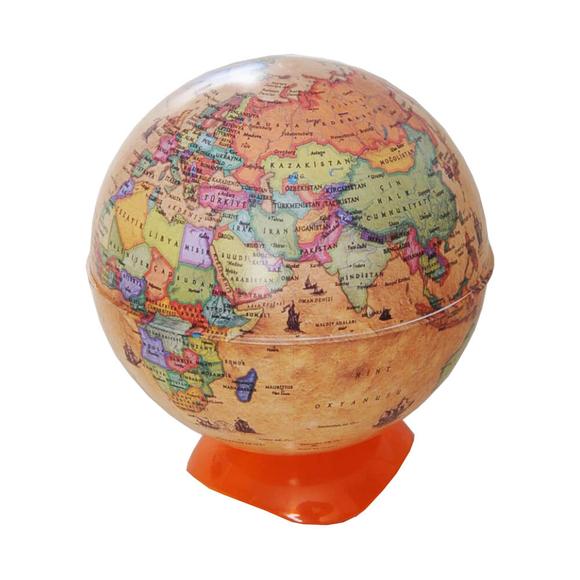 Gürbüz Globe Kalemtıraş Antik Küre 10 cm 44104