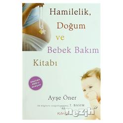 Hamilelik, Doğum ve Bebek Bakım Kitabı - Thumbnail