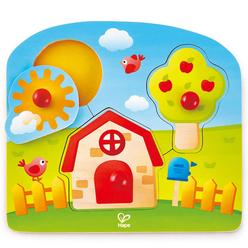Hape Çiftlik Evi Yapboz E1311 - Thumbnail