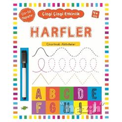 Harfler 4 Yaş ve Üstü - Çizgi Çizgi Etkinlik - Thumbnail