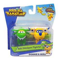 Harika Kanatlar 2'li Figür Donnie & Mira - Thumbnail
