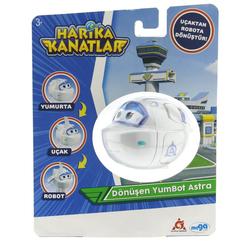 Harika Kanatlar Dönüşen Yumbot Astra 20564 - Thumbnail