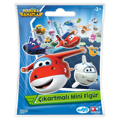 Harika Kanatlar Kartlı Mini Figür Paket 20900 - Thumbnail