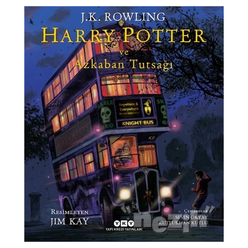 Harry Potter ve Azkaban Tutsağı - 3 (Resimli Özel Baskı) - Thumbnail