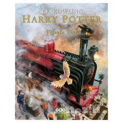 Harry Potter ve Felsefe Taşı (Resimli Özel Baskı) - Thumbnail